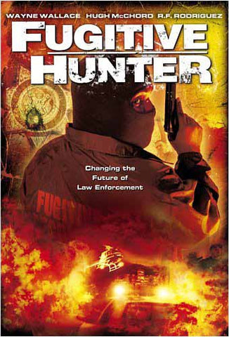 Fugitive Hunter DVD Movie