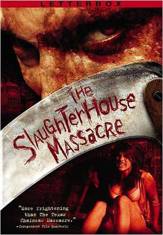 The Slaughterhouse Massacre (MAPLE) DVD Movie