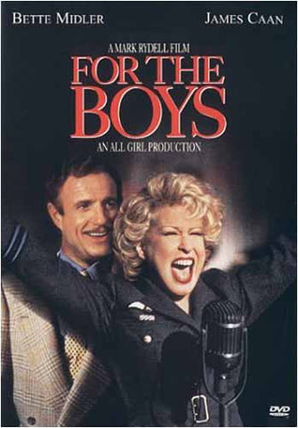 For The Boys DVD Movie