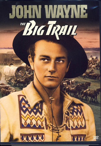 The Big Trail DVD Movie