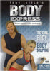 Tony Little's Body Express Body Shaping Series - Total Body - Body Sculpting DVD Movie