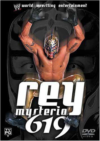 WWE - Rey Mysterio 619 DVD Movie