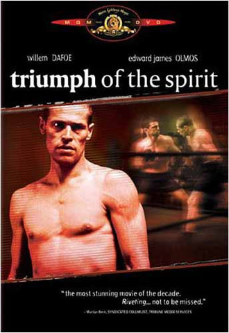 Triumph of the Spirit DVD Movie