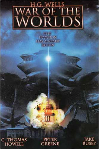 War of the Worlds (H.G. Wells) DVD Movie