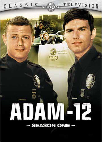 Adam -12 : Season One (Boxset) DVD Movie