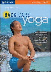 Back Care Yoga -Rodney Yee
