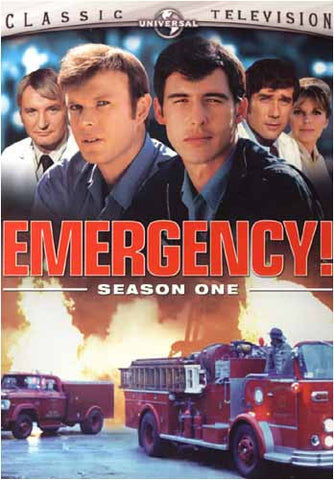 Emergency - Season 1 (Boxset) DVD Movie