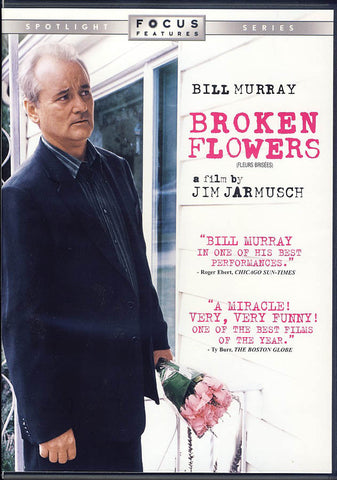 Broken Flowers (Bilingual) DVD Movie