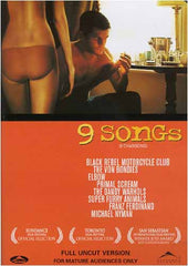 9 songs - Unrated Full Uncut Version (Bilingual)