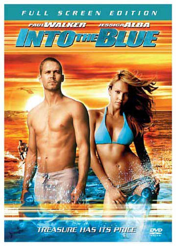 Into the Blue (Full Screen) DVD Movie
