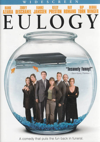 Eulogy (Widescreen) DVD Movie