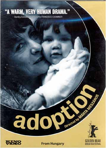 Adoption DVD Movie
