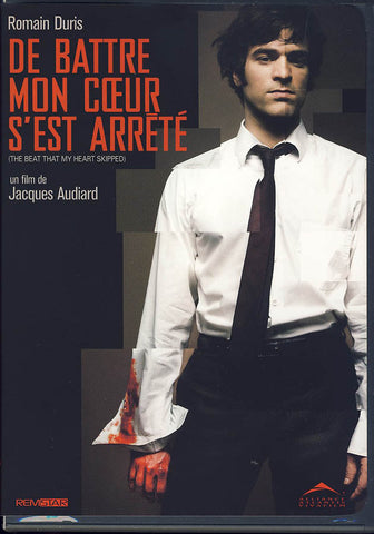 De Battre Mon Coeur S est Arrete/The Beat That My Heart Skipped (Bilingual) DVD Movie