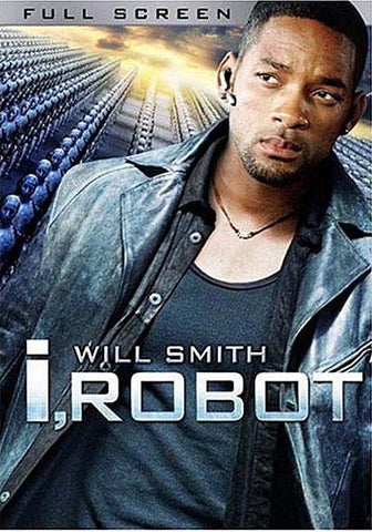 I, Robot (Full Screen Edition) (Bilingual) DVD Movie