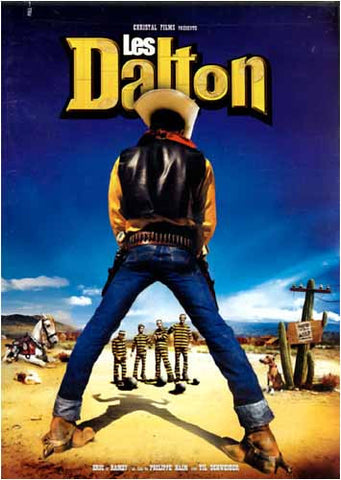 Les Dalton DVD Movie