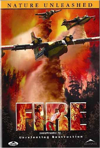Nature Unleashed - Fire DVD Movie