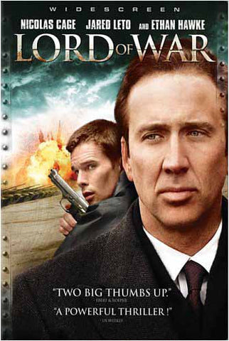 Lord of War (Widescreen) (Bilingual) DVD Movie