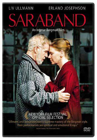 Saraband DVD Movie