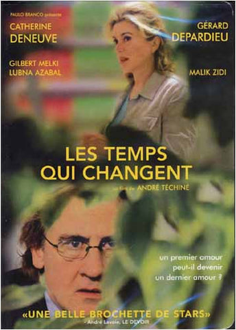 Les Temps Qui Changent DVD Movie