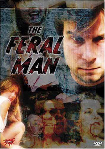 The Feral Man DVD Movie