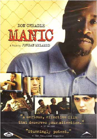 Manic DVD Movie