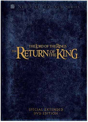 The Lord of the Rings - The Return of the King (Platinum Series Special Extended Edition) (Boxset) (USED)