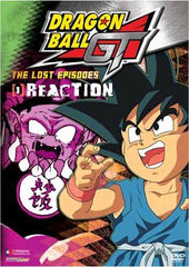 Dragon Ball GT - The Lost Episodes - Reaction - (Vol. 1)