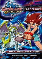 Beyblade - G Revolution - Take Your Best Shot!