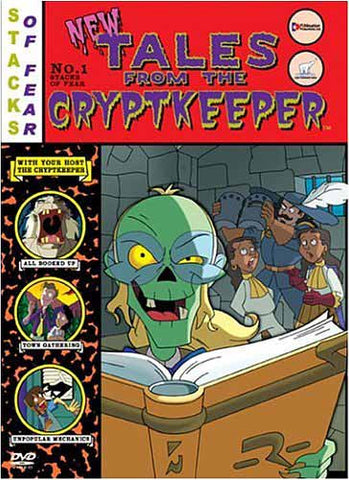 Tales from the Cryptkeeper - Stacks of Fear DVD Movie