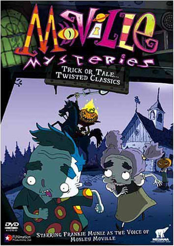 Moville Mysteries: Trick or Tale - Twisted Classics DVD Movie