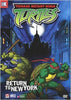 Teenage Mutant Ninja Turtles - Return to New York (Vol. 7) DVD Movie
