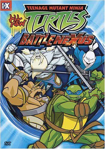 Teenage Mutant Ninja Turtles - Battle Nexus (Vol. 13) DVD Movie
