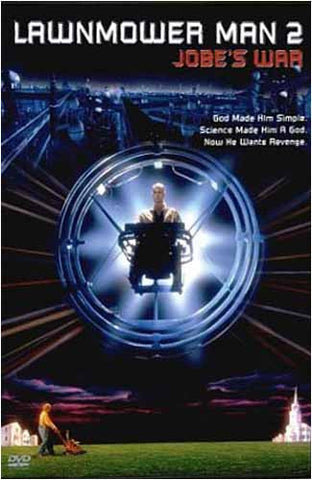 Lawnmower Man 2 - Jobe's War DVD Movie