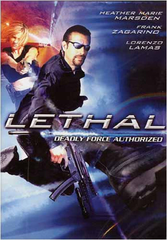 Lethal DVD Movie