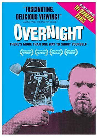 Overnight DVD Movie