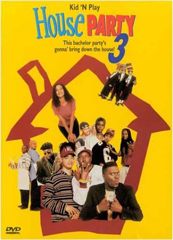 House Party 3 DVD Movie