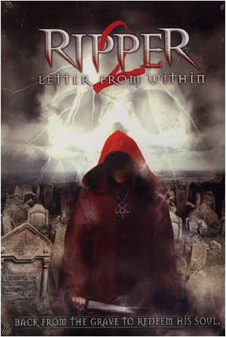 Ripper 2 - Letter From Within DVD Movie