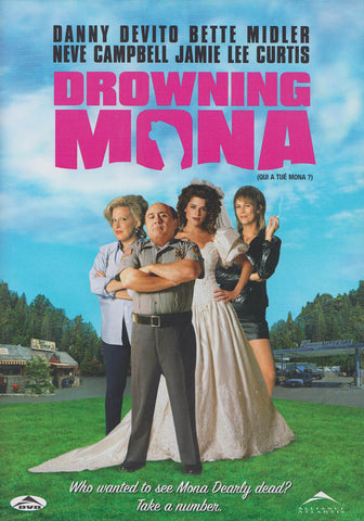 Drowning Mona (Fullscreen) DVD Movie
