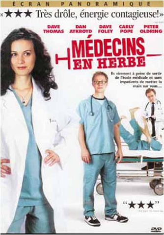 Medecins En Herbe DVD Movie