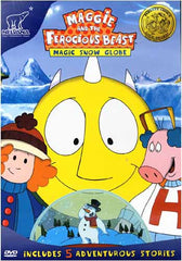 Maggie and the Ferocious Beast - Magic Snow Globe
