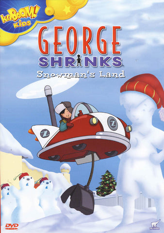 George Shrinks - Snowman s Land (Vol. 4) (kaBOOM! Kids) DVD Movie