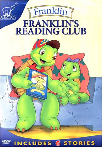 Franklin - Franklin's Reading Club DVD Movie