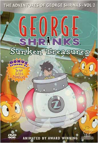 George Shrinks - Sunken Treasures (Vol. 2) DVD Movie