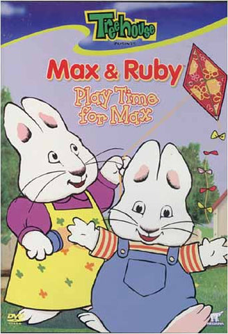 Max and Ruby - Play Time For Max DVD Movie