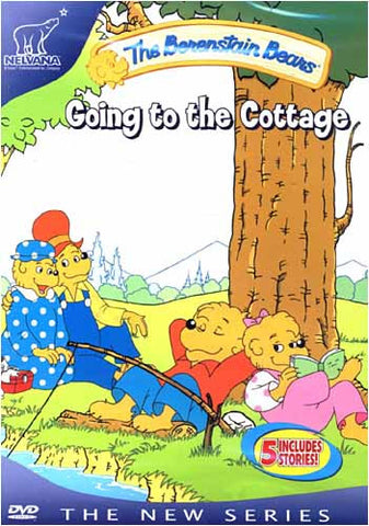The Berenstain Bears - Going to the Cottage DVD Movie