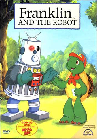 Franklin - Franklin and The Robot DVD Movie