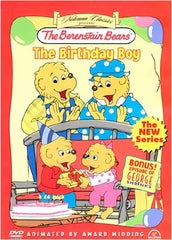 The Berenstain Bears - The Birthday Boy (CA Version)