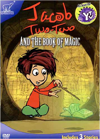 Jacob Two - Two And the Book of Magic DVD Movie