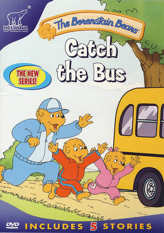 The Berenstain Bears - Catch the Bus DVD Movie