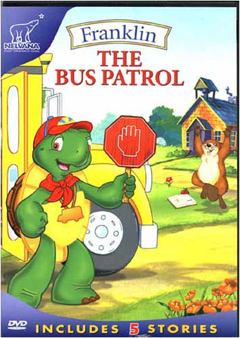 Franklin - Franklin and The Bus Patrol DVD Movie